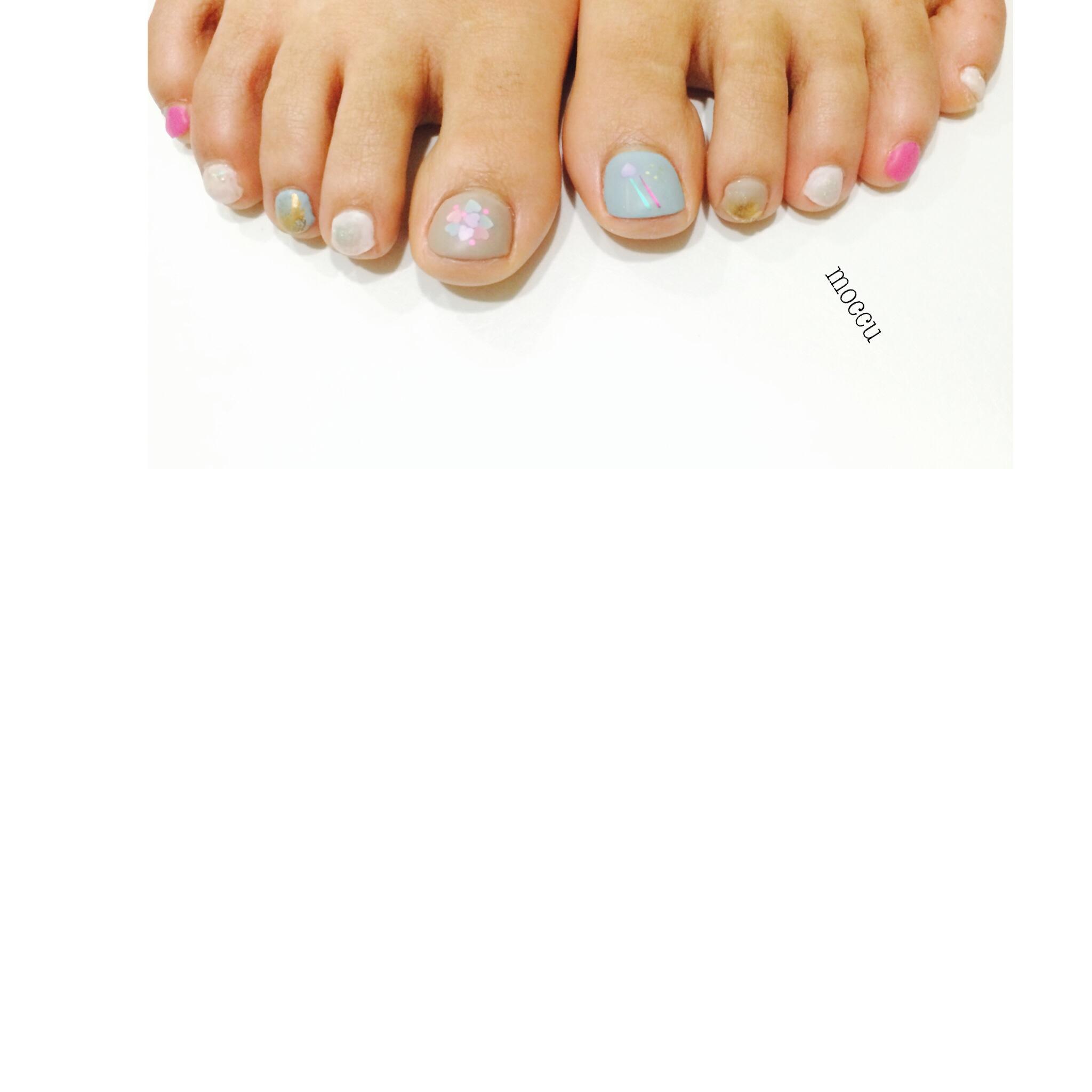 foot nail !