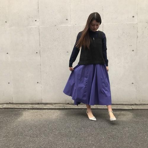 anana/前後差フレアスカート