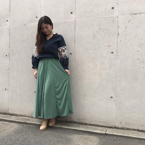 ANNAKERRY/とろみロングスカート