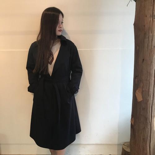 ANNAKERRY/とろみトレンチコート