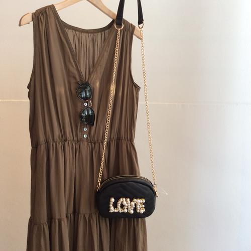 linlinq/LOVEショルダーバッグ