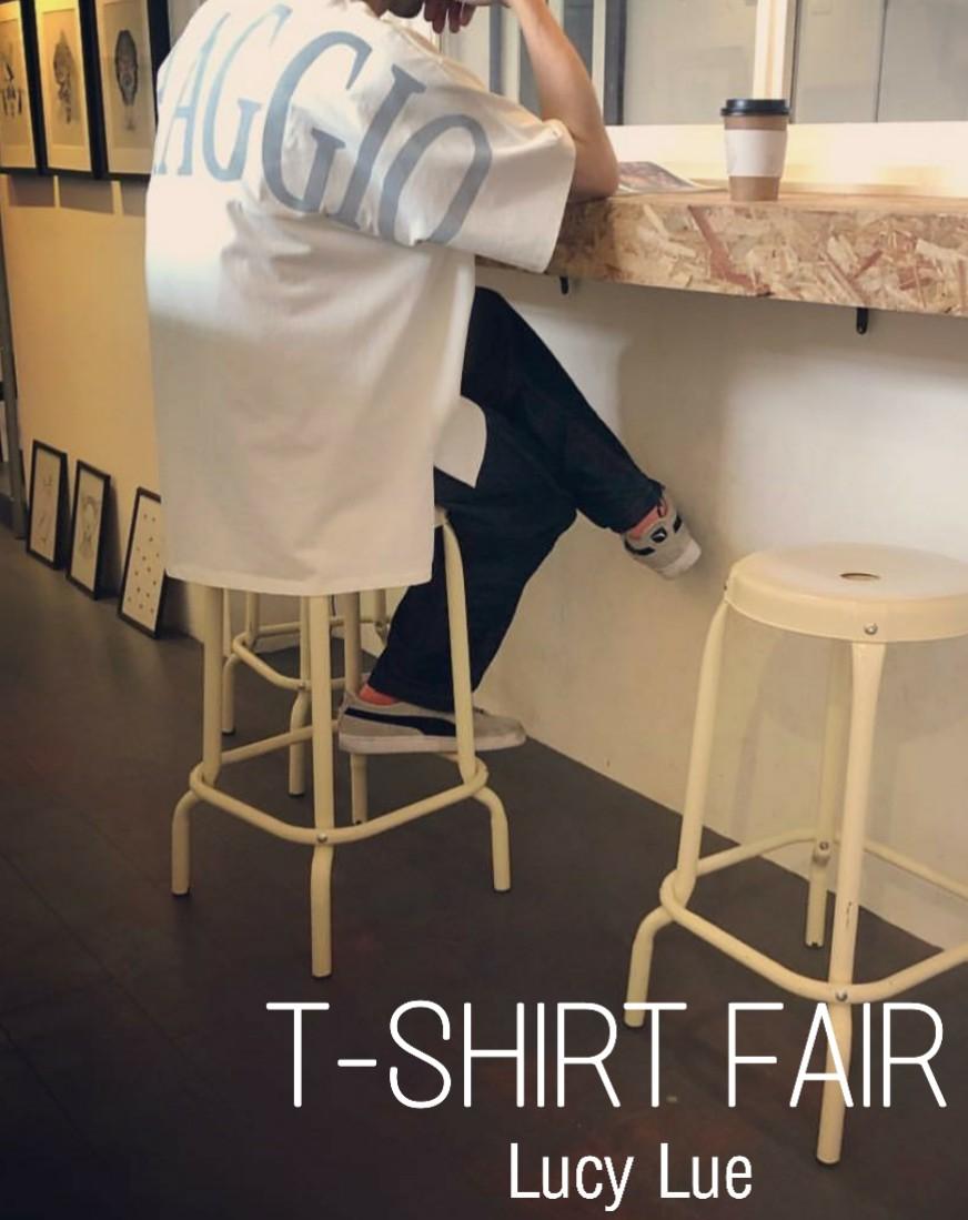 明日からTシャツフェアー開催♡
