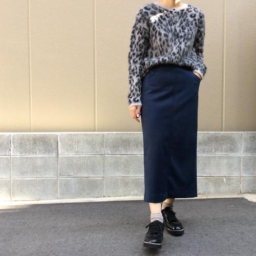 FUHAM/スエードタイトスカート