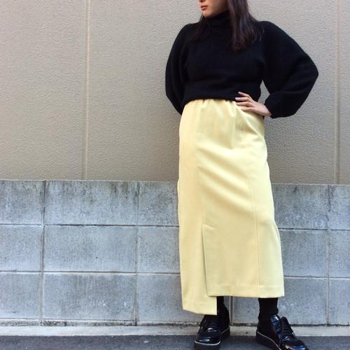 ANNAKERRY/イレギュラーヘムタイトスカート
